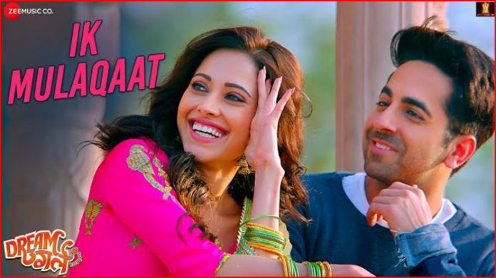 Ek Mulaqaat Lyrics - Dream Girl
