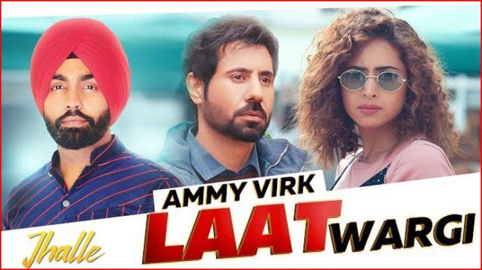 Latt Wargi Lyrics - Ammy Virk