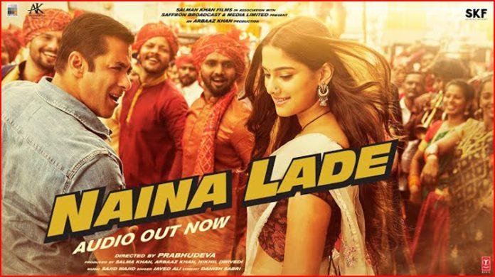 Naina Lade Lyrics - Dabangg 3