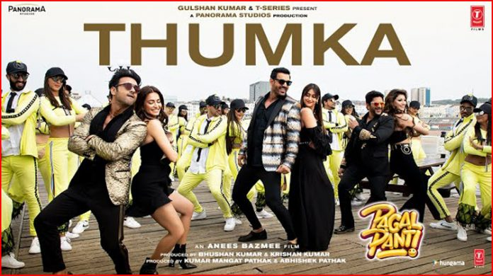 Thumka Lyrics - Pagalpanti