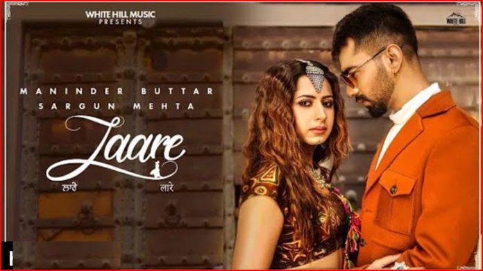 Laare Lyrics - Maninder Buttar