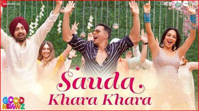 Sauda Khara Khara Lyrics - Good Newwz