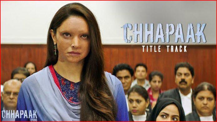 Chhapaak Title Lyrics - Arijit Singh