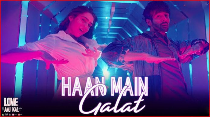 Haan Main Galat Lyrics - Love Aaj Kal