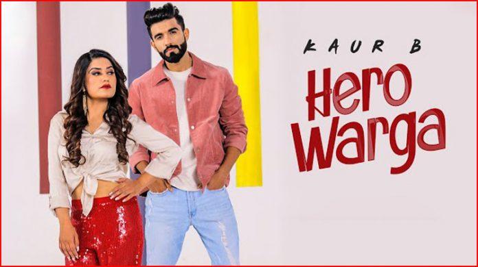 Hero Warga Lyrics - Kaur B