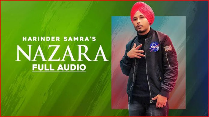 Nazara Lyrics - Harinder Samra