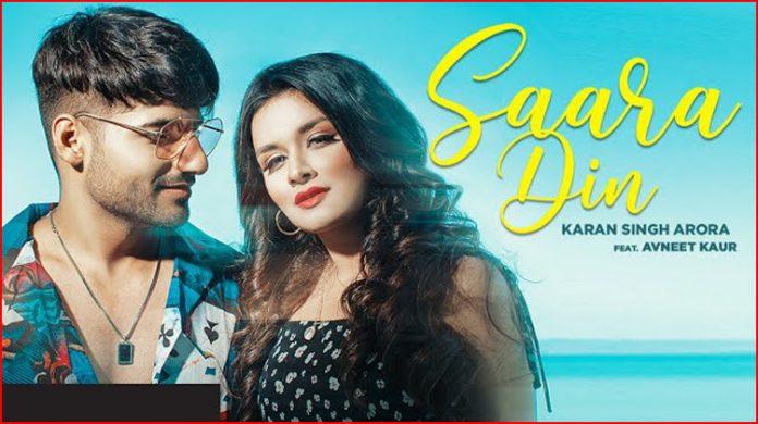 Saara Din Lyrics - Karan Singh Arora