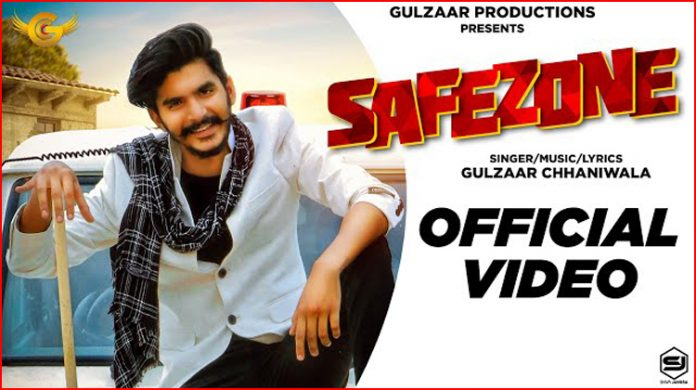 Safezone Lyrics - Gulzaar Chhaniwala