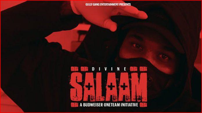 Salaam Lyrics - Divine