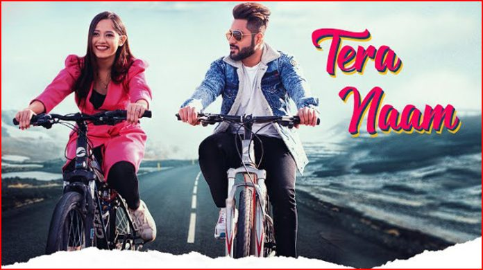 Tera Naam Lyrics - Raman Kapoor