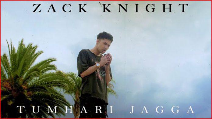 Tumhari Jagah Lyrics - Zack Knight