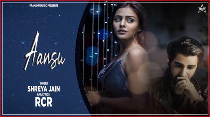 Aansu Lyrics - Shreya Jain