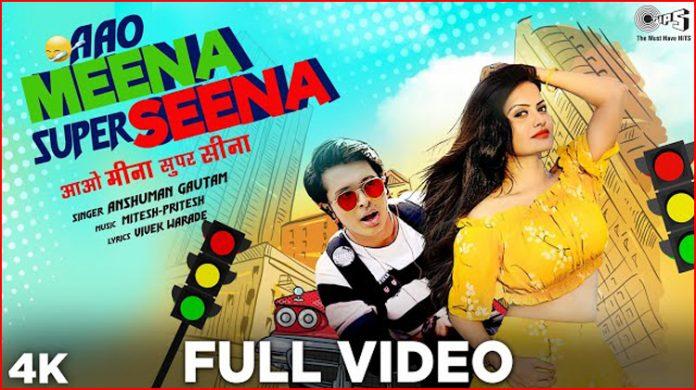 Aao Meena Super Seena lyrics - Anshuman Gautam