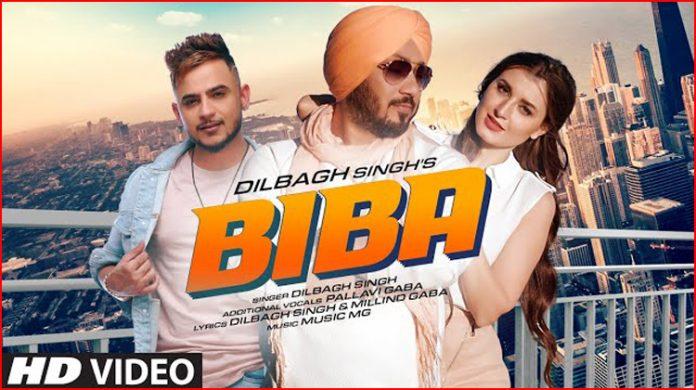 Biba Lyrics - Dilbagh Singh