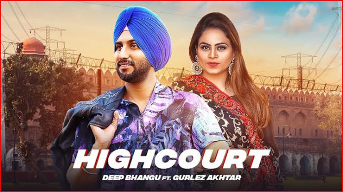 High Court Lyrics - Deep Bhangu