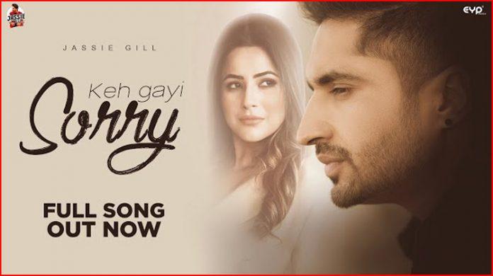 Keh Gayi Sorry Lyrics - Jassie Gill