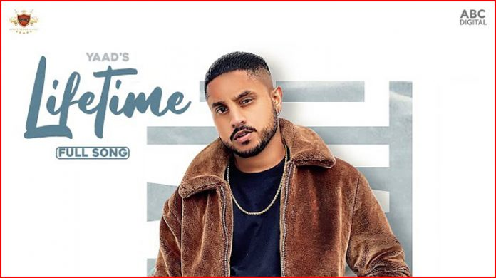 Lifetime Lyrics - Yaad