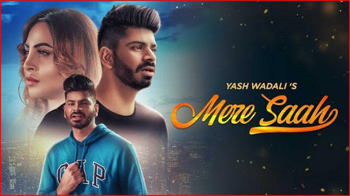 Saah Mere Lyrics - Yash Wadali