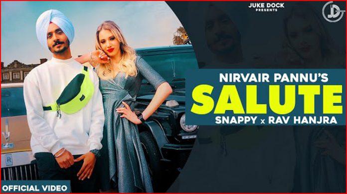 Salute Lyrics - Nirvair Pannu