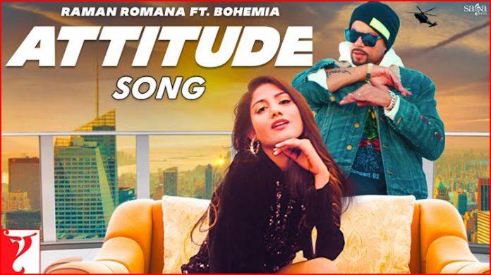 Attitude Lyrics - Raman Romana