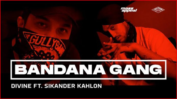 Bandana Gang Lyrics - Divine