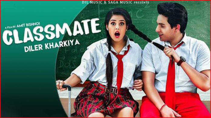 Classmate Lyrics - Diler Kharkiya
