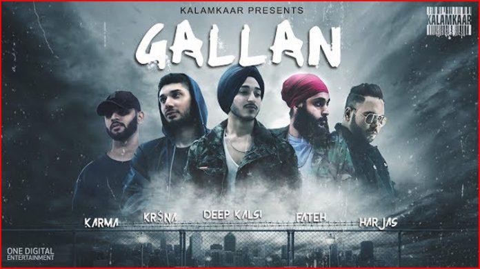 Gallan Lyrics - Deep Kalsi