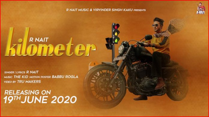 Kilometer Lyrics - R Nait