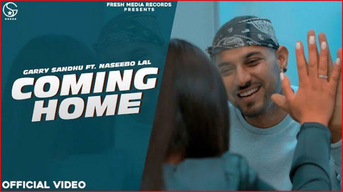 Coming Home Lyrics - Garry Sandhu