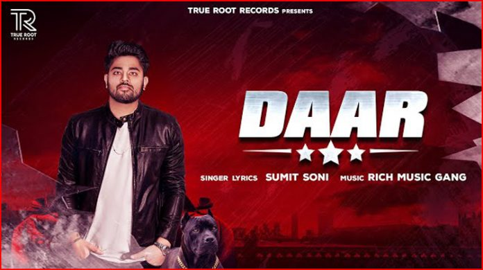 Daar Lyrics - Sumit Soni