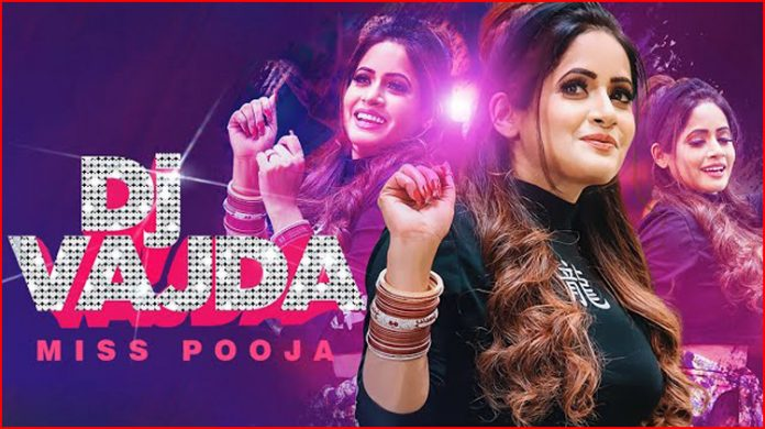 Dj Vajda Lyrics - Miss Pooja