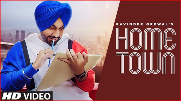 Hometown Lyrics - Ravinder Grewal