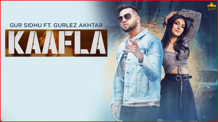 Kaafla Lyrics - Gur Sidhu