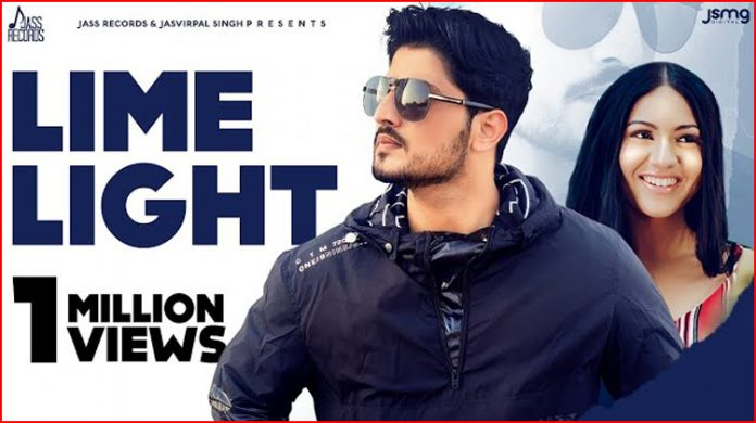 Lime Light Lyrics - Gurnam Bhullar