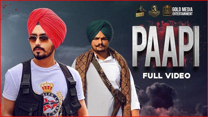 Paapi Lyrics - Rangrez Sidhu