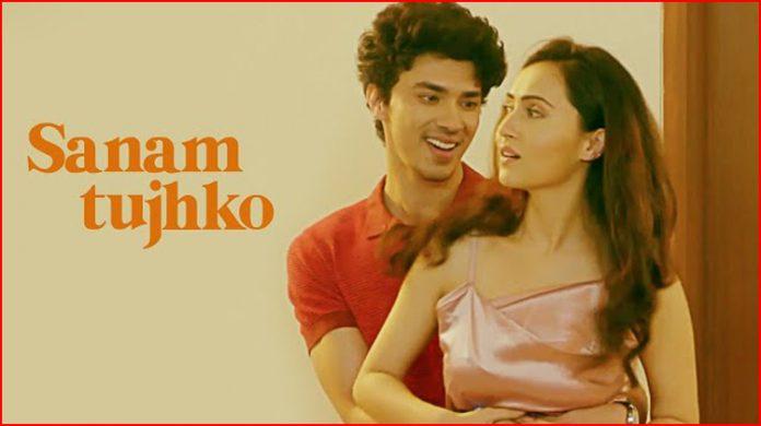 Sanam Tujhko Lyrics - Kumar Sanu