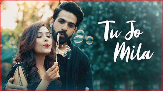 Tu Jo Mila Lyrics - Shehla Khan