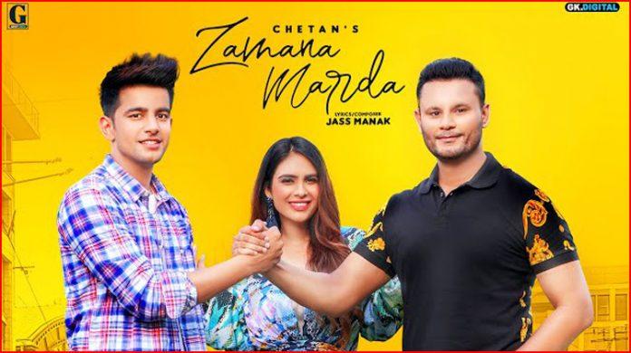 Zamana Marda Lyrics - Chetan