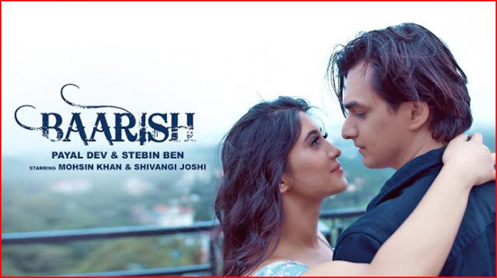 Baarish Lyrics - Payal Dev